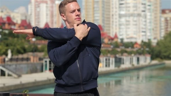 Thumbnail for Stretching Before Training