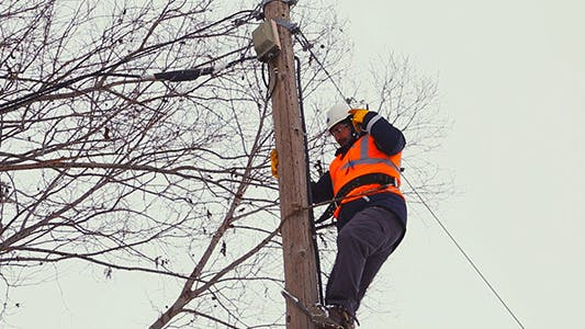 Cover Image for Electricity Pole