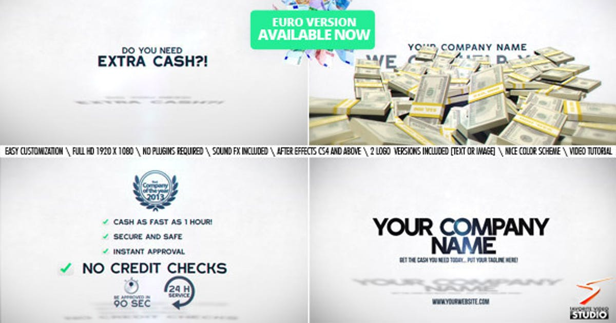 Download Your Best Credit Company Logo by FVS