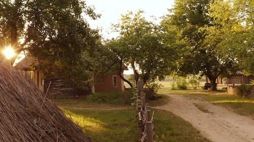 Rural Life Landscape