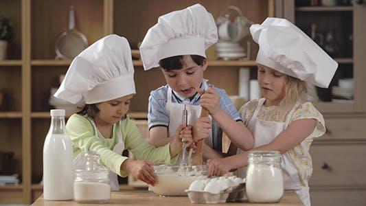 Thumbnail for Cute Culinary Team