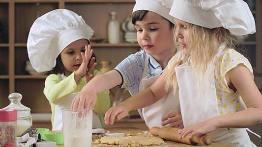Thumbnail for Baking Class in Preschool