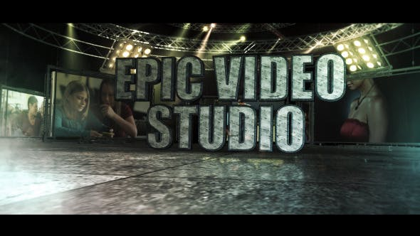 Thumbnail for Studio vidéo Epic