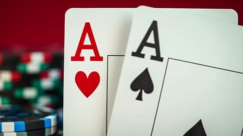 The Chips And Two Aces