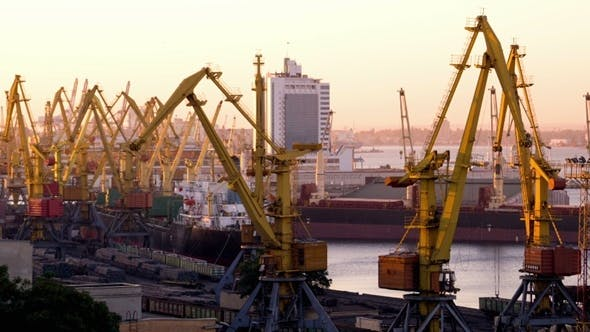 Thumbnail for Sea Trading Port Activity