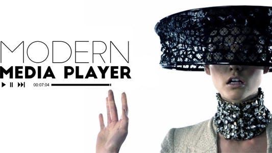 Thumbnail for Modern Media Player Opener
