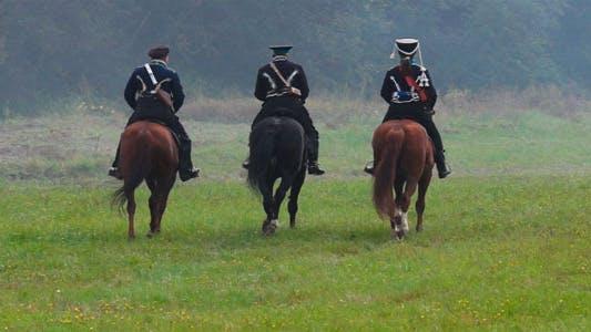 Thumbnail for Horsemen