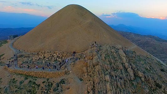 Cover Image for Turkey Nemrut