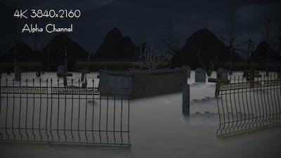 Cemetery - Grave Open