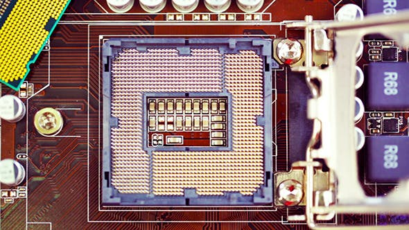 Thumbnail for Modern Processor And Motherboard