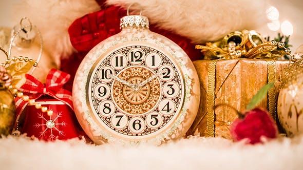 Thumbnail for Christmas Pocket Watch