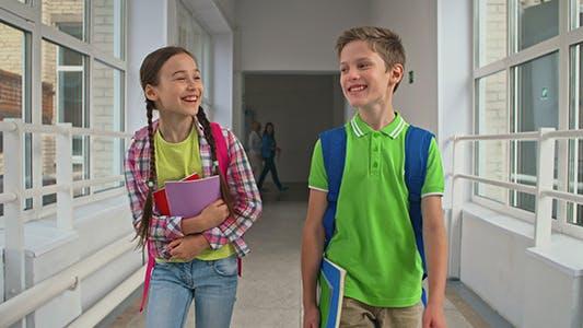 Thumbnail for Elementary School Couple