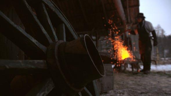 Cover Image for Blacksmith