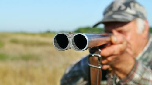 Barrel Hunting Rifle