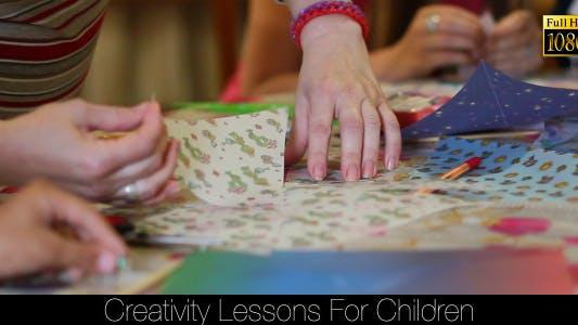 Thumbnail for Creativity Lessons For Children 4