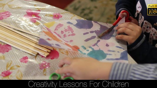 Thumbnail for Creativity Lessons For Children 7