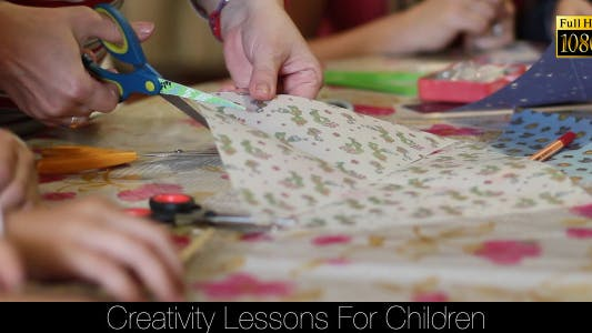 Thumbnail for Creativity Lessons For Children 9