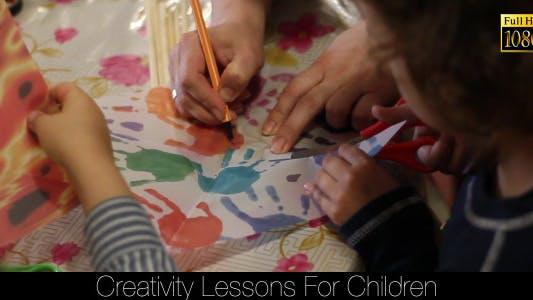 Thumbnail for Creativity Lessons For Children 11