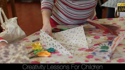 Thumbnail for Creativity Lessons For Children 13