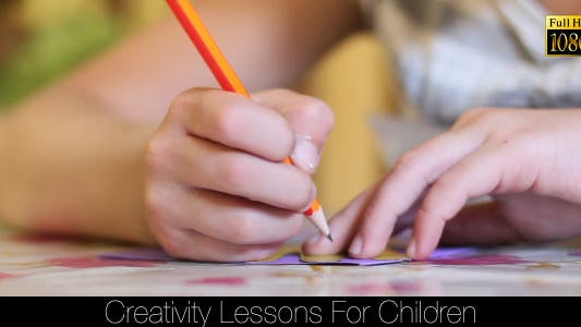 Thumbnail for Creativity Lessons For Children 20