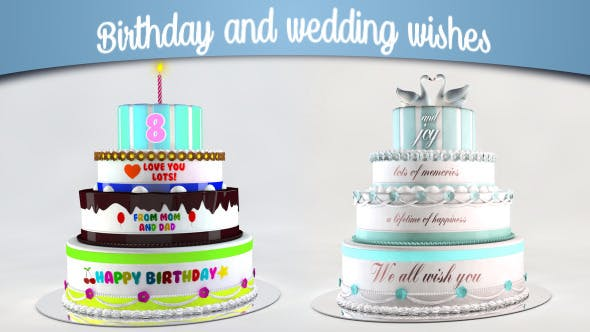 Thumbnail for Birthday and Wedding Wishes