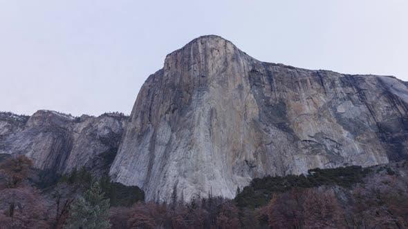 Thumbnail for Mount El Capitan in the Morning. California, USA