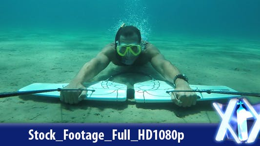 Underwater Sea Games