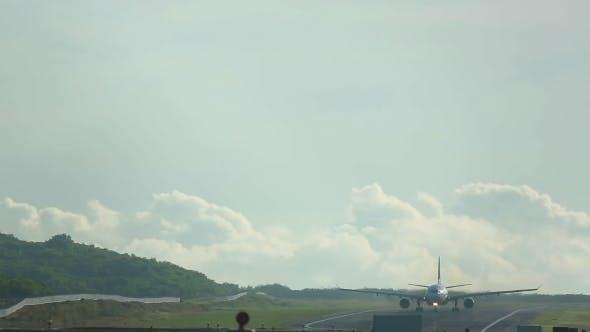 Thumbnail for Airplane Take-off
