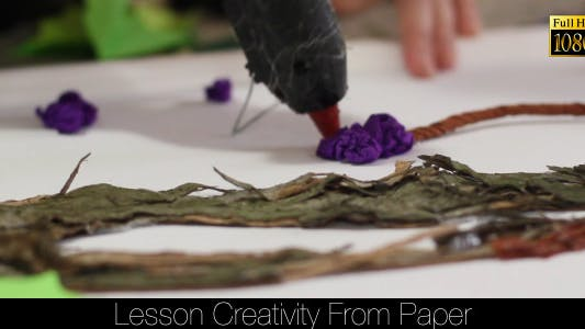 Thumbnail for Lesson Creativity From Paper 3