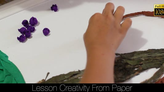 Thumbnail for Lesson Creativity From Paper 4