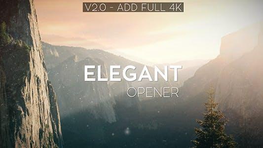 Thumbnail for Elegant Opener