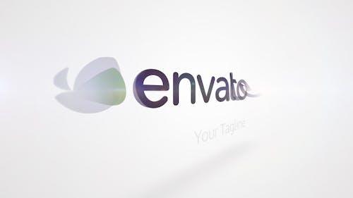 Clean Elegant Rotation Logo 2