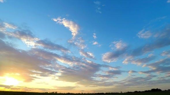 Thumbnail for Sunset Sky.