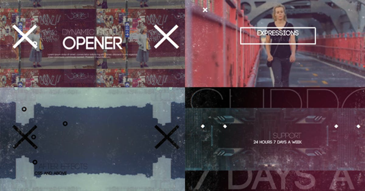 Download Dynamic Glitch Opener by EquinoxCG