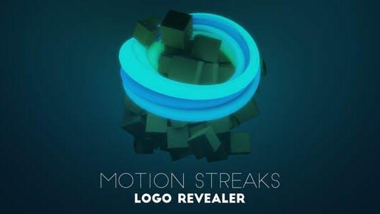 Thumbnail for Motion Streaks Logo Revealer