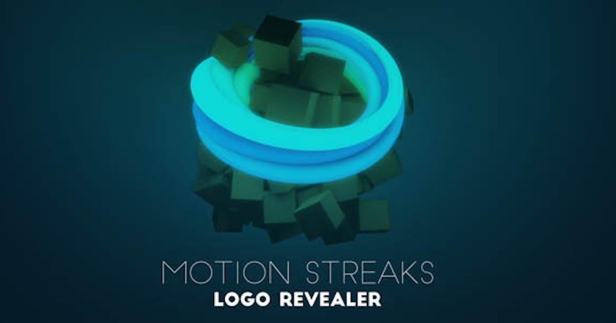 Download Motion Streaks Logo Revealer by Pixamins