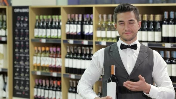 Thumbnail for Confident Sommelier
