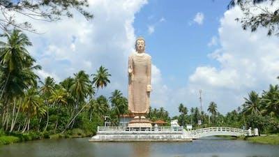 Peraliya Buddha Statue, The Tsunami Memorial In Hikkaduwa, Sri Lanka 1