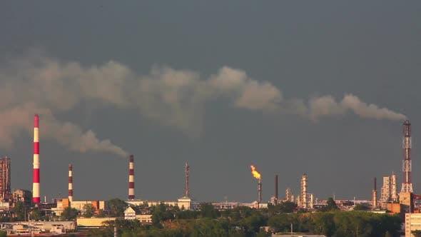 Refinery Plant 3