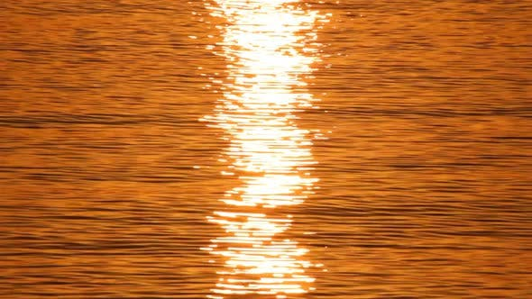 Thumbnail for Reflection Of Sunrise Over The Sea 1