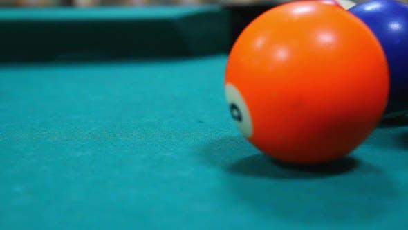 Thumbnail for Billiard Game  -