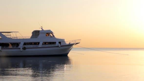 Thumbnail for Ship On Morning Sea 2