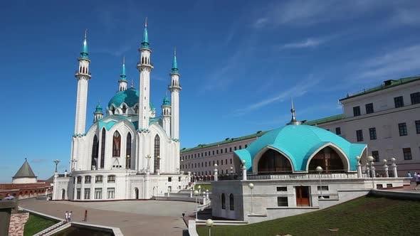 Thumbnail for Kul Sharif Mosque In Kazan Kremlin Russia -