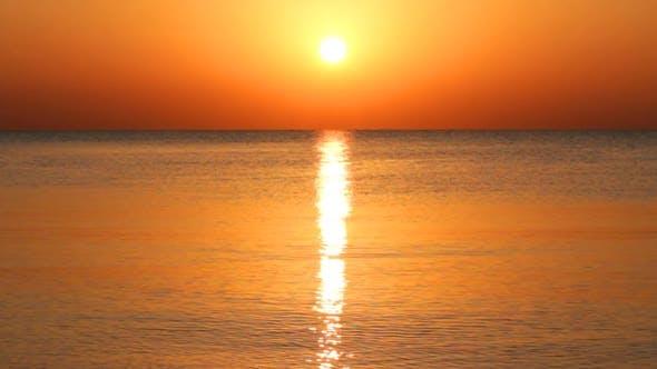 Thumbnail for Sunrise Over Sea