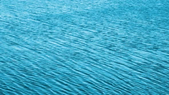 Thumbnail for Turquoise Water Background  Sun Reflections