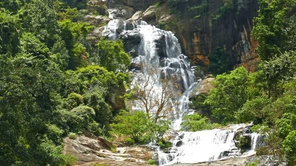 Thumbnail for Waterfall Ella In Sri Lanka 3