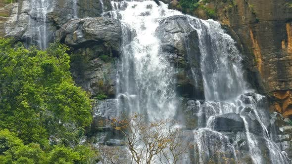 Thumbnail for Waterfall Ella In Sri Lanka 4