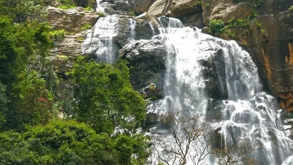 Thumbnail for Waterfall Ella In Sri Lanka 6