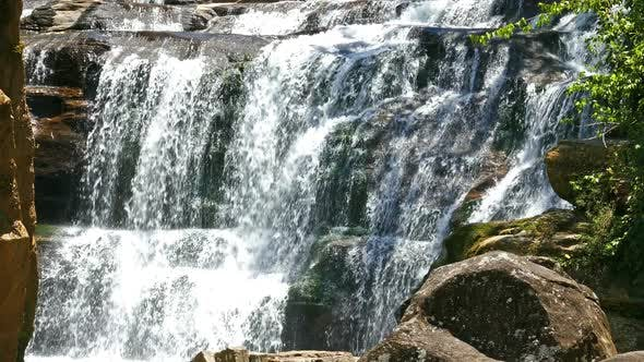 Thumbnail for Waterfall In Sri Lanka