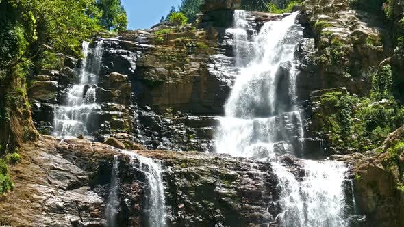 Thumbnail for Waterfall Ramboda In Sri Lanka 3